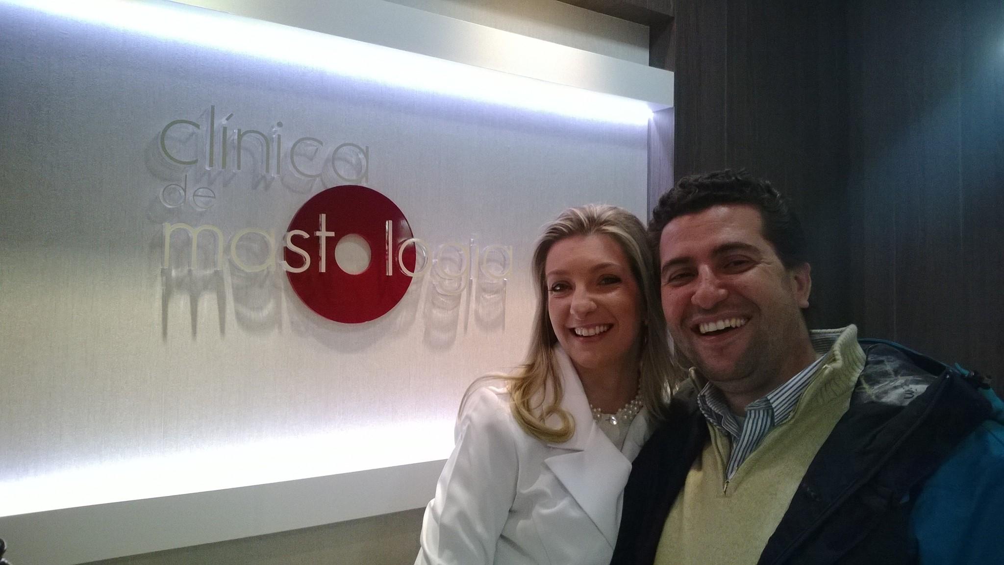 Dra. Bianca e Dr. Rafael Seitenfus