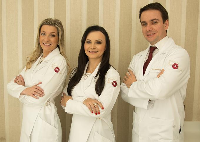 Doutores da Clinica de Mastologia