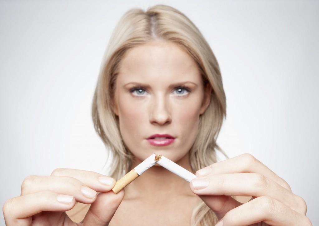 without smoke