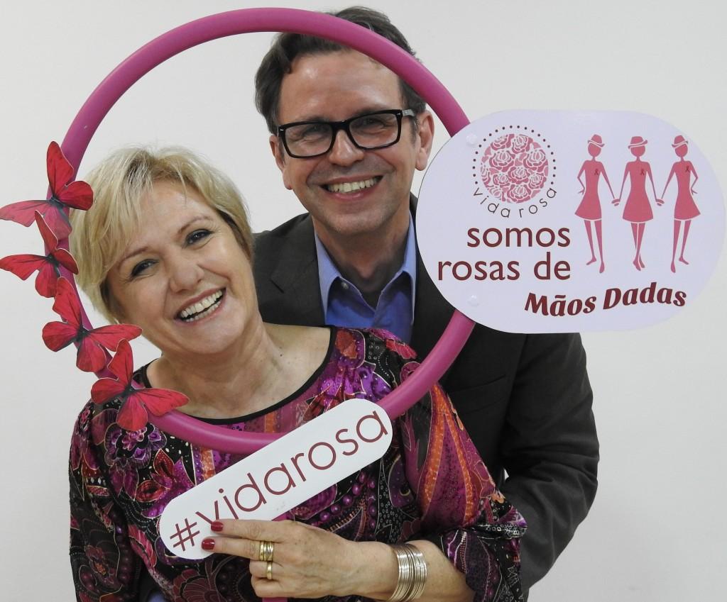 Vida Rosa - Lançamento oficial
