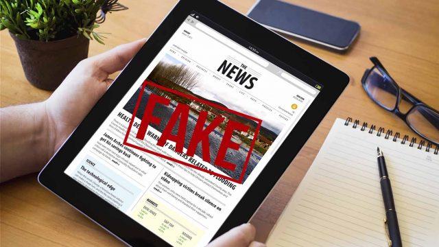 """FAKE NEWS"" NA SAÚDE"