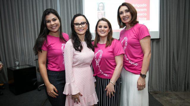 Grupo Vida Rosa promove novas reflexões para ampliar consciência em torno da prevenção do câncer de mama