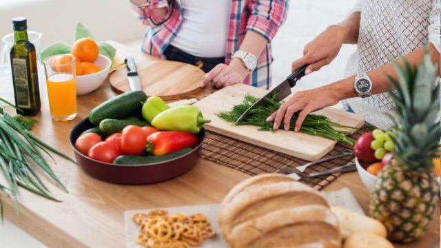 Mantendo o corpo saudável e ativo