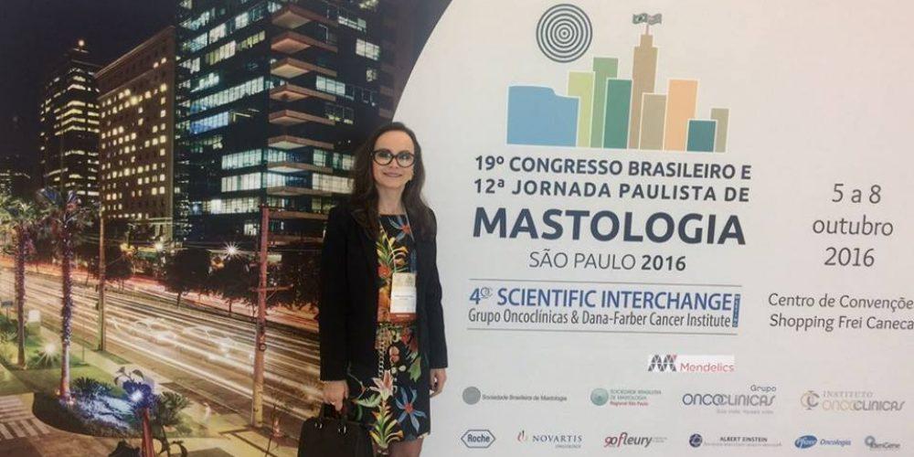 19º congresso Brasileiro de Mastologia