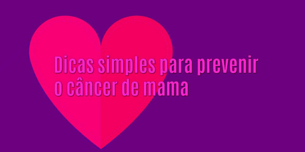 12 dicas para prevenir o câncer