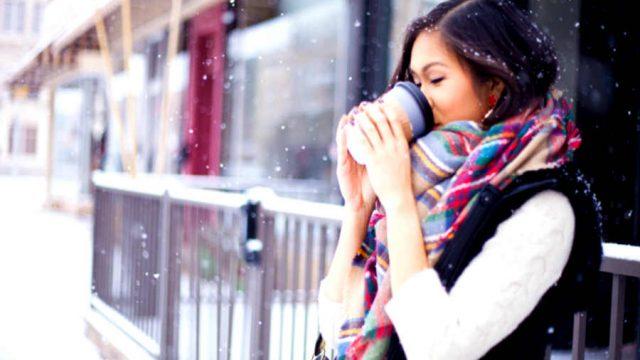 Cuidados com saúde no inverno